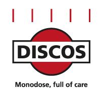Discos |  Single-dose strips